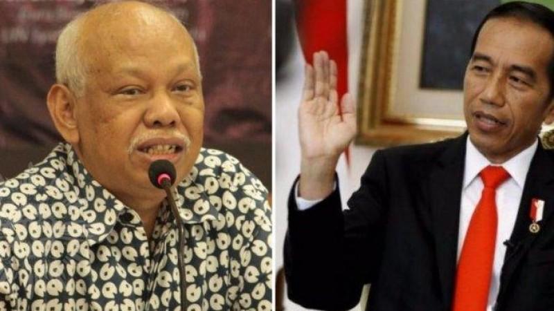 Pernyataan Azyumardi Azra Sebut Era Jokowi Bubarkan 2 Ormas Islam FPI dan HTI Bikin Geger Netizen